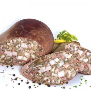 Schwartenwurst am Stück (pro 350g)